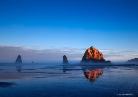 Sunrise in Oregon
