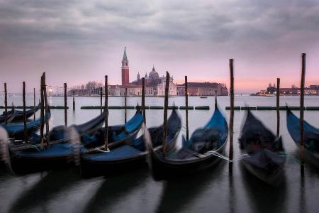 Morning Beauty in Venice