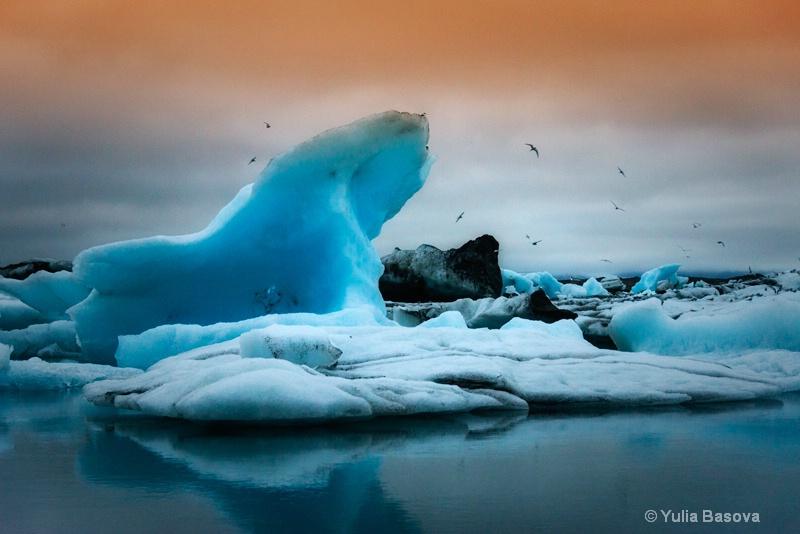 The Blue Silence<p> - ID: 15456464 © Yulia Basova