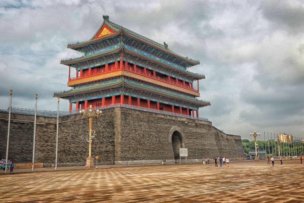 Tiananmen Square - ID: 15456497 © Carolyn Keiser