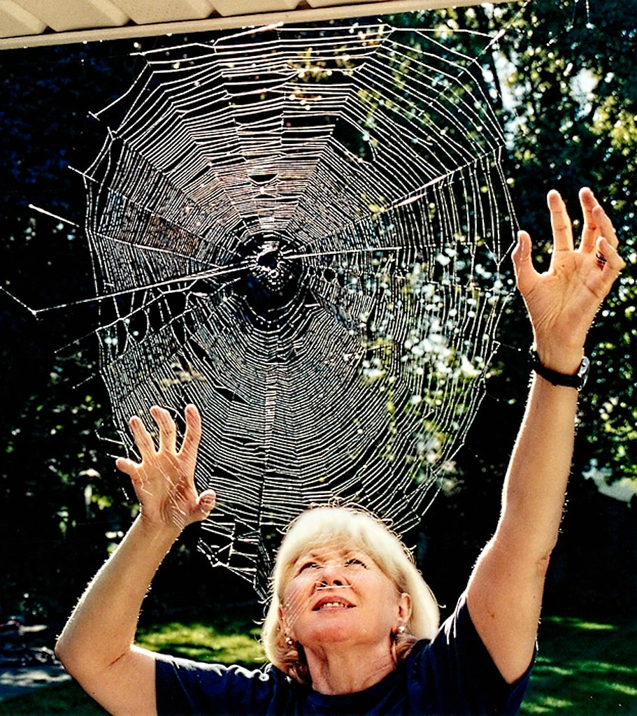 Spiderwoman?