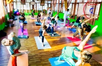 200 Hours Yoga Teacher Training in Rishikesh,India