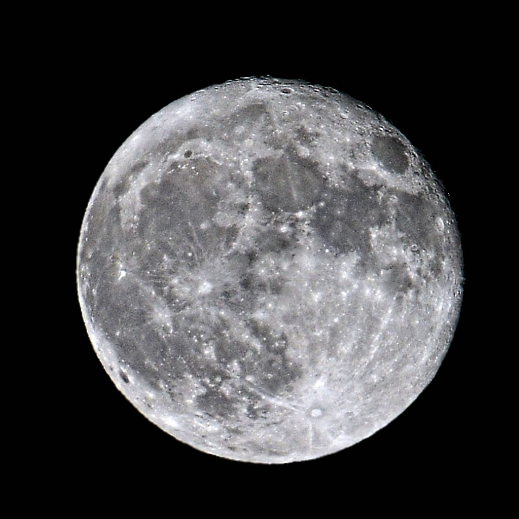 Super Moon October 2016