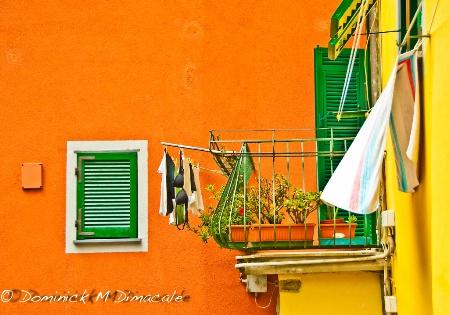 ~ ~ ITALIAN BALCONY ~ ~
