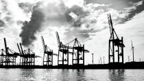 Harbour Silhouettes