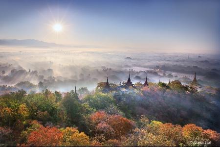 Mandalay Sunrise......