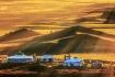 Sunrise at mongol...