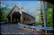 Emerts Covered Bridge...