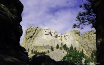 Rushmore From A Different Perspective