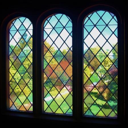 Paine Castle Windows