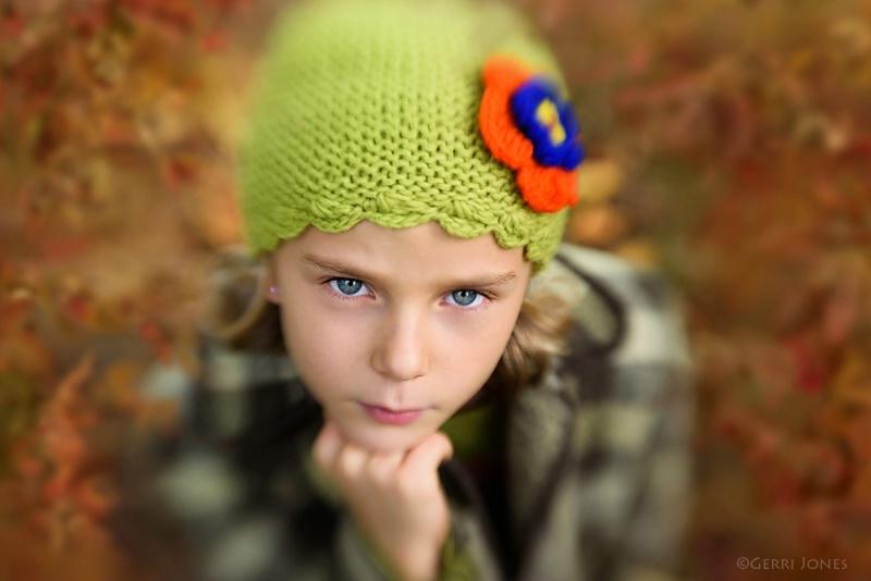 Ninth Autumn Portrait