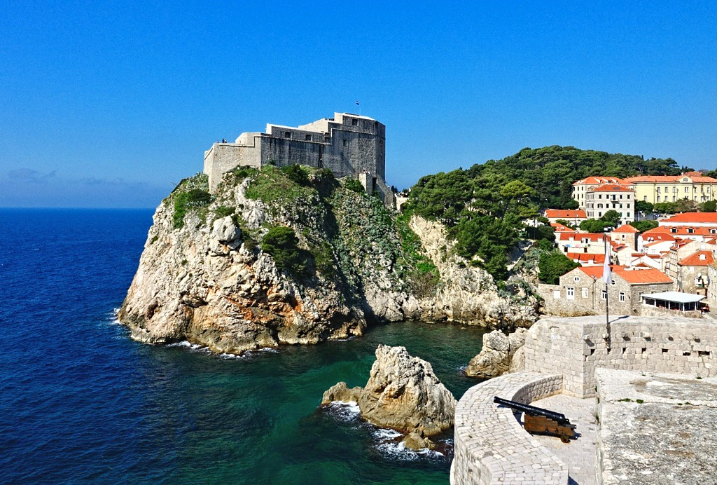 St. Lawrence Fortress - Dubrovnik, Croatia