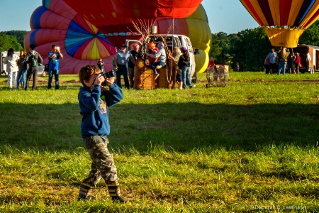 Young Photojournalist