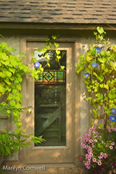 Blossom Garden's Poet's House - ID: 15472902 © Marilyn Cornwell
