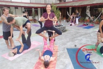 200 and 300 hours Yoga TTC in Rishikesh, India.