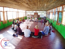 Yoga Asanas and its benefits.
