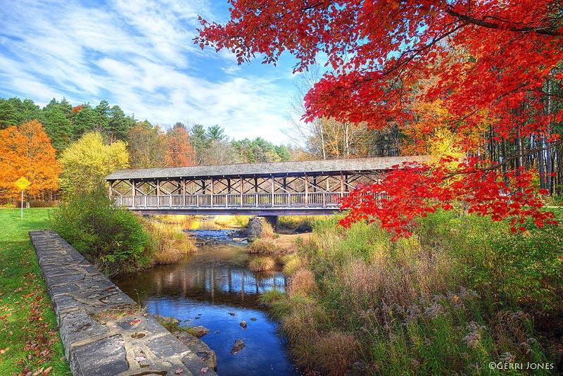 Thomas L. Kelly Covered Bridge