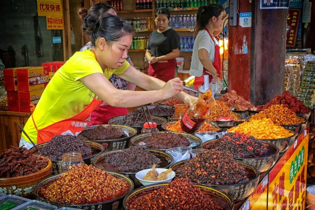 Hot Stuff in Szechuan Province