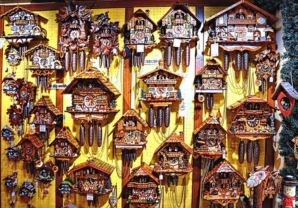 Going Cuckoo About Clocks