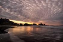 Northwestern Sunset
