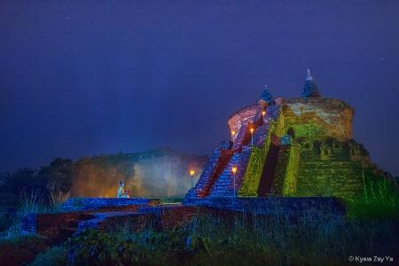 An Acient Pagoda