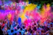 Colorful fastival