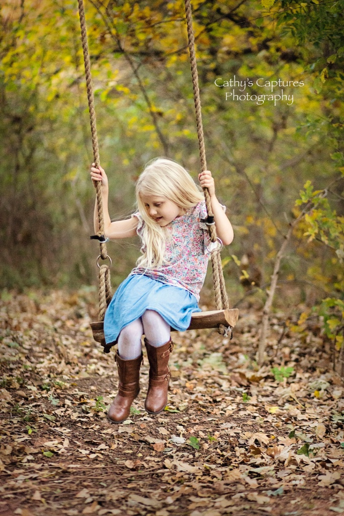~Being A Kid...~