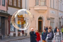 Tallinn in a Bubble