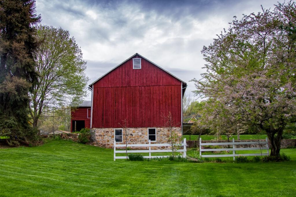 Brookeville Barn
