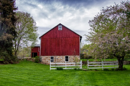Brookeville Barn