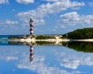 Lighthouse reflec...