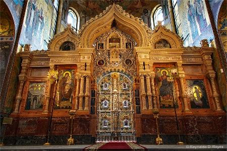 Resurrection Church Altar II