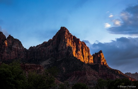 The Watchman at Dusk