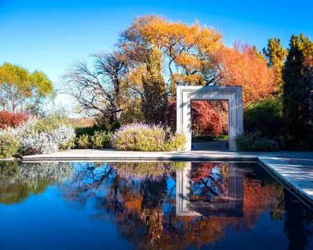 Dallas Arboretum Reflections