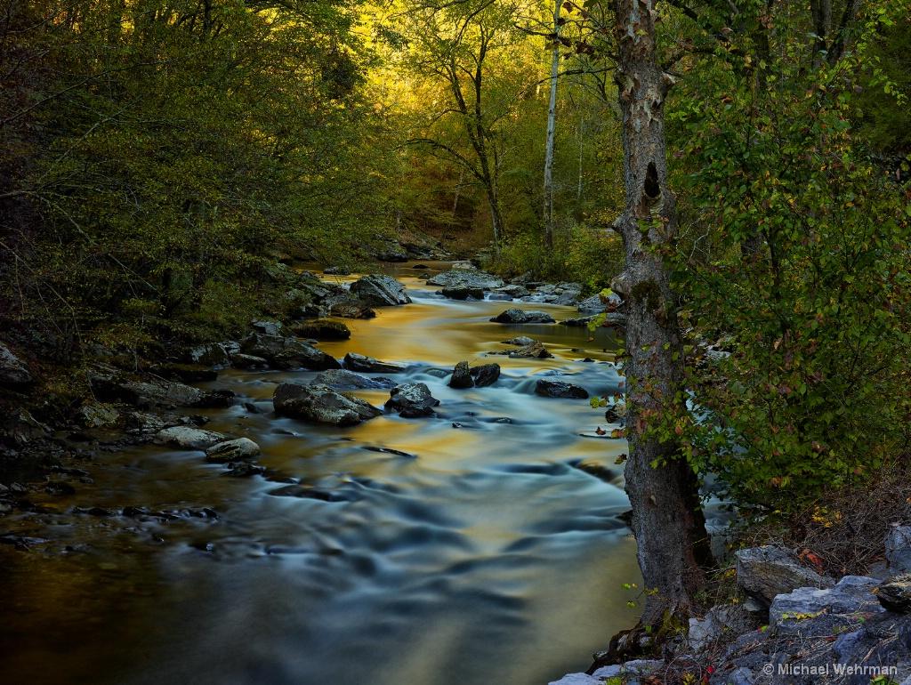Little Creek - ID: 15501664 © Michael Wehrman