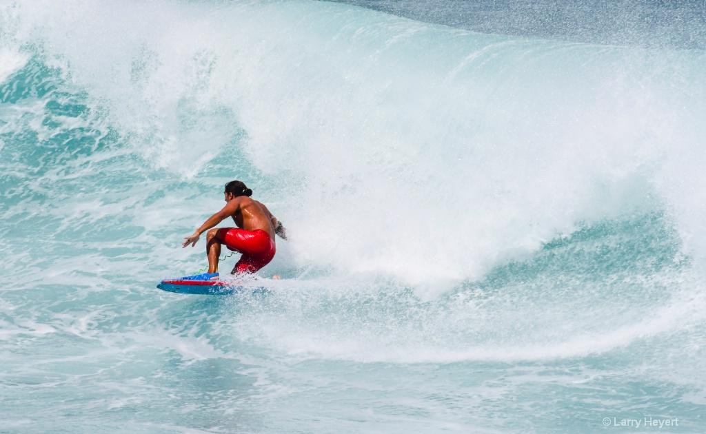 Maui Surf # 12 - ID: 15503337 © Larry Heyert