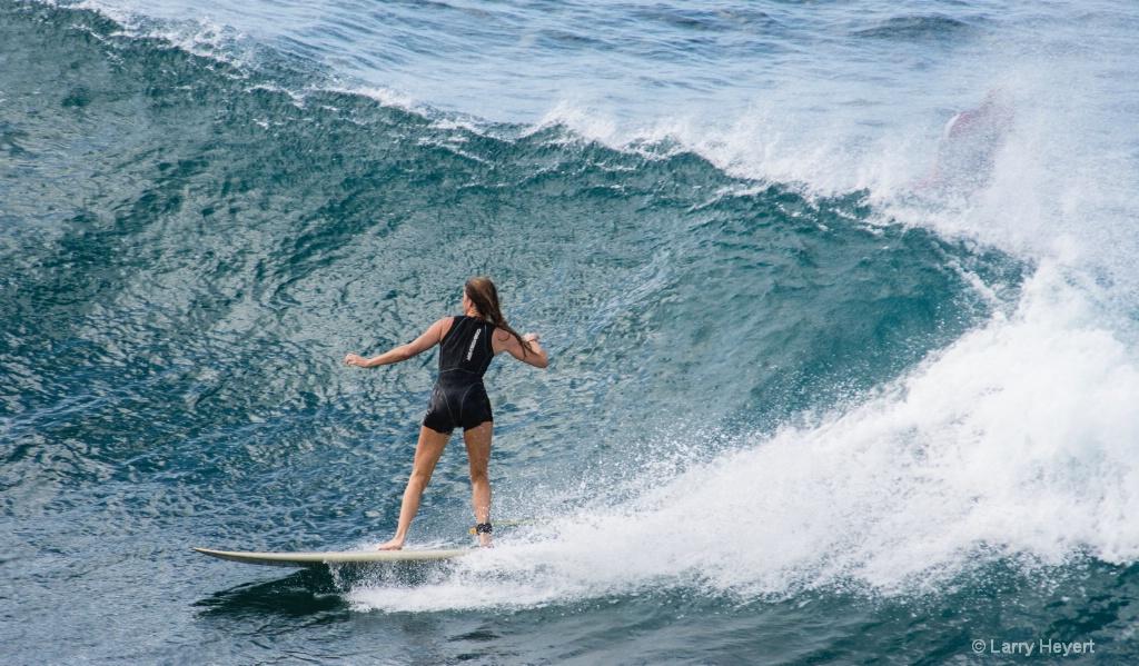 Maui Surf # 23 - ID: 15503505 © Larry Heyert