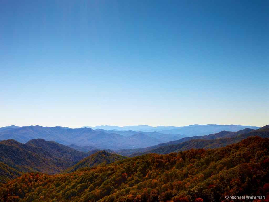 Great Smoky Mountains - ID: 15503562 © Michael Wehrman