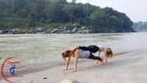 Chandra yoga international school is in Rishikesh.