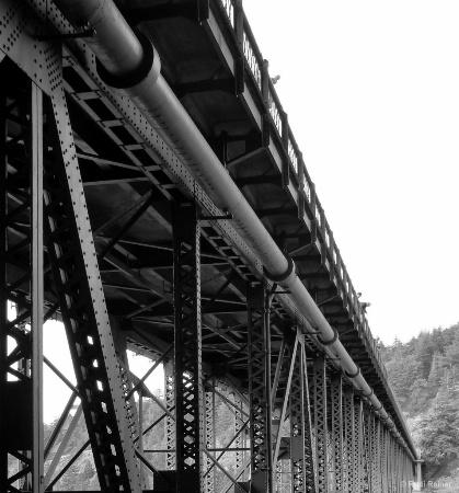 Bridge structure, Deception Pass WA