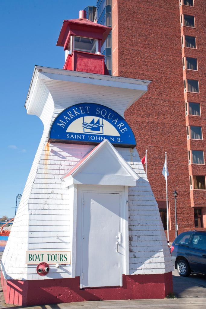 Market Square Lighthouse (Faux) - ID: 15505434 © John C. Nyren