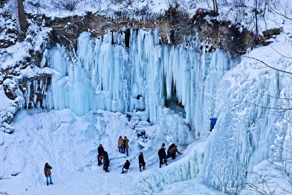 The Frozen Falls