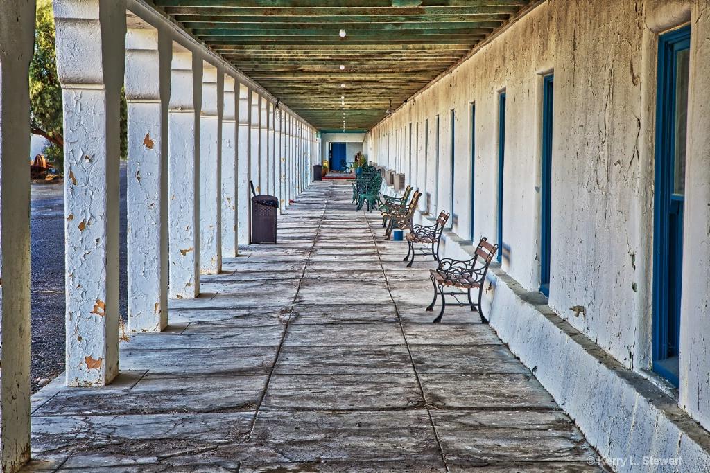 Old Hallway - ID: 15507190 © Kerry L. Stewart