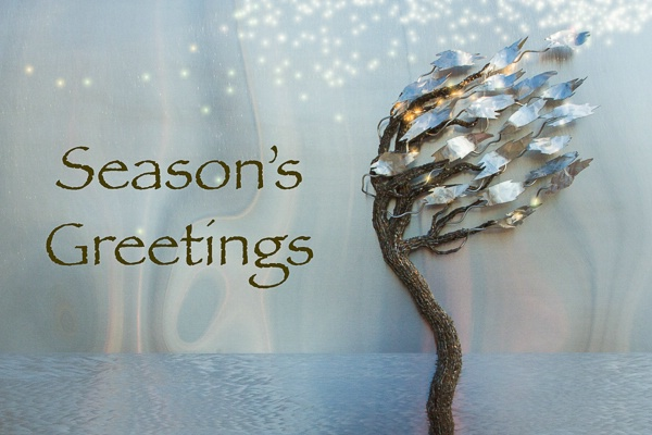 Season's Greetings - ID: 15507248 © Marilyn Cornwell