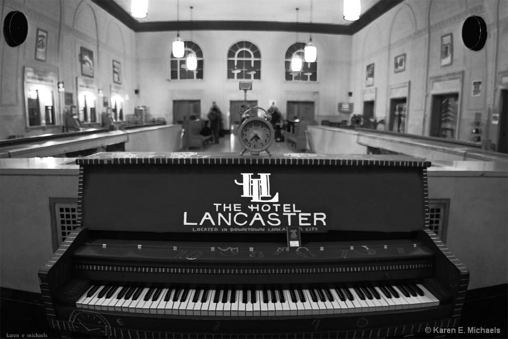The Hotel Lancaster - ID: 15509546 © Karen E. Michaels