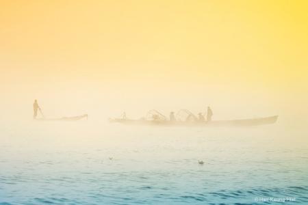 Fishermen (Innlay)