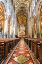 St Mary Redcliffe, Bristol