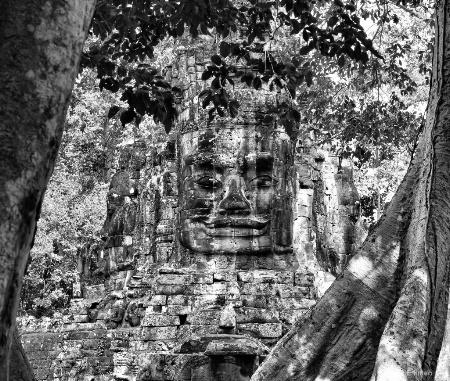 Bayon Temple,Cambodia