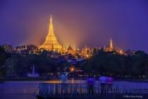 Shwedagone Pogoda