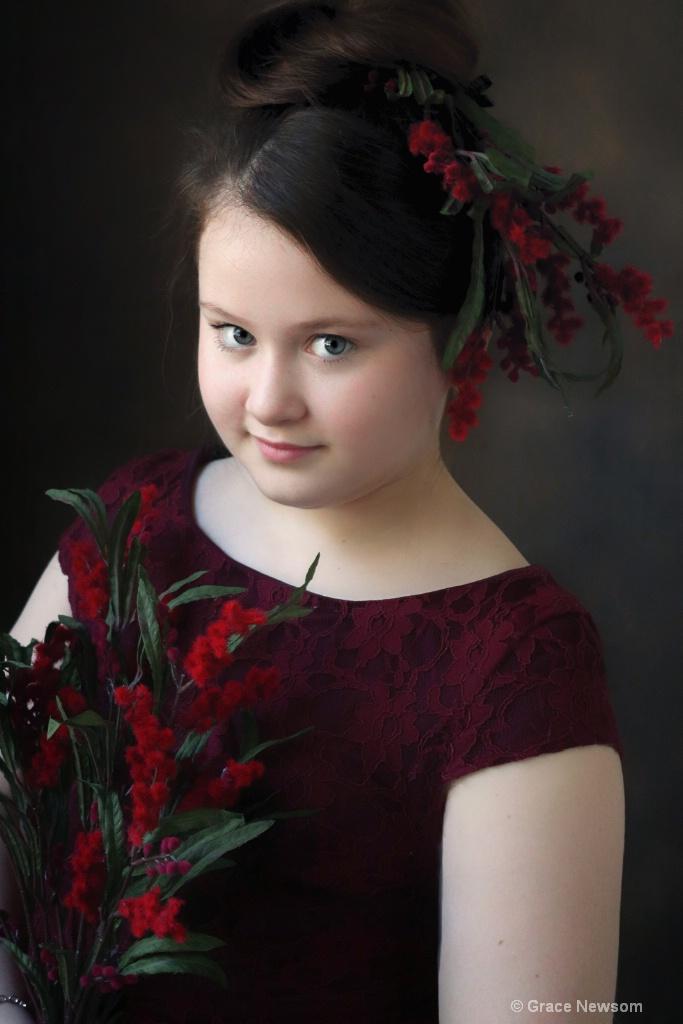 Winter Red - ID: 15514699 © Grace Newsom